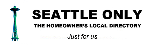 SeattleOnly.com - A Real Local Directory For Seattleites!